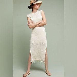 Anthropologie NWT Callahan Isla Midi Dress
